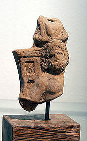 AN ALEXANDRIAN FIGURE OF SERAPIS