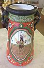 Imperial Nippon Aztec Indian Vase