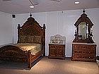 American Victorian Renaissance Revival Bedroom Set