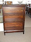 Mahogany Stacking Bookcase - Lawyers