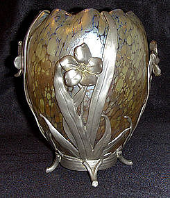 Loetz Art Nouveau Vase