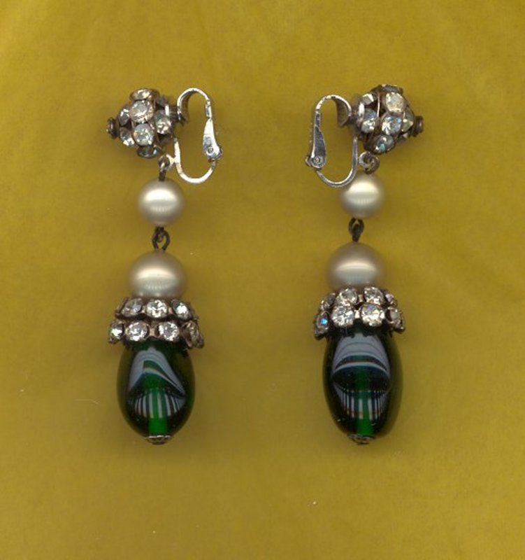 Vogue Earrings