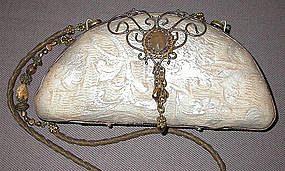 LACE-LIKE PURSE BY MAYA