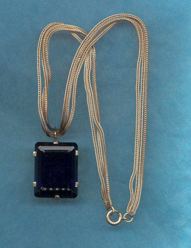 ADELE SIMPSON PENDANT NECKLACE
