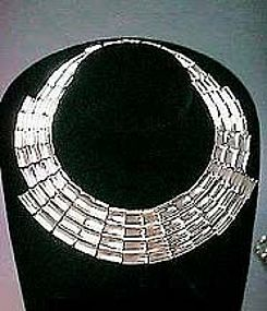 Mexican Silver Necklace