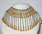 WILLIAM DE LILLO FRINGE NECKLACE