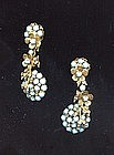 DeMARIO DANGLE EARRINGS