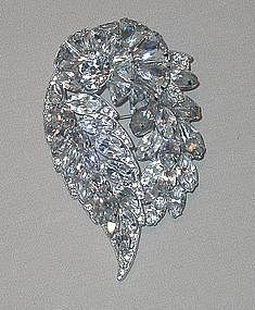 EISENBERG MULTI-LEVEL BROOCH