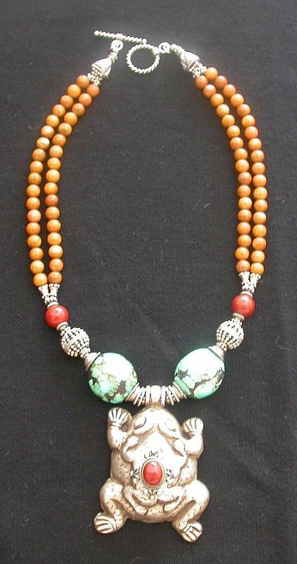 PATRICE TIBETAN NECKLACE