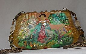 GEISHA PURSE BY MAYA