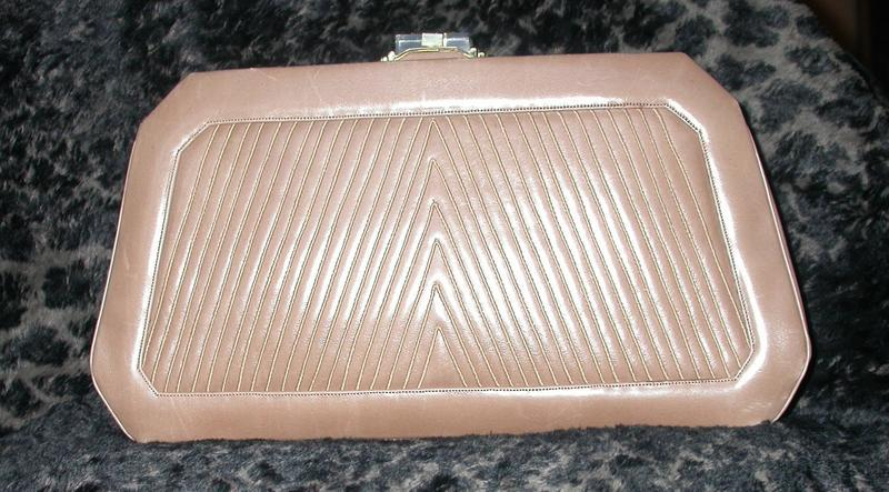 JUDITH LEIBER DAY PURSE