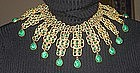 DE LILLO HUGE BIB NECKLACE