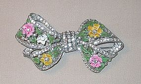 OLD CHANEL BOW BROOCH