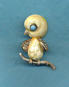 HAR BABY BIRD PIN