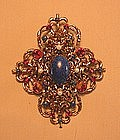 WEST GERMANY BROOCH/PENDANT