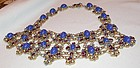KENNETH J LANE (KJL) BIB NECKLACE FROM THE 1970'S