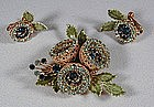 VENDOME FLORAL SET