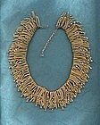 Napier Fringe Necklace