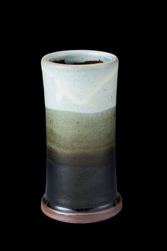 Hamada Shinsaku (son of Hamada Shoji), Small Vase