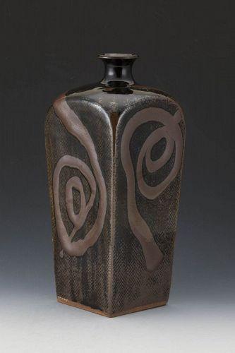 Shimaoka Tatsuzo (Living National Treasure/Hamada Shoji student), Vase