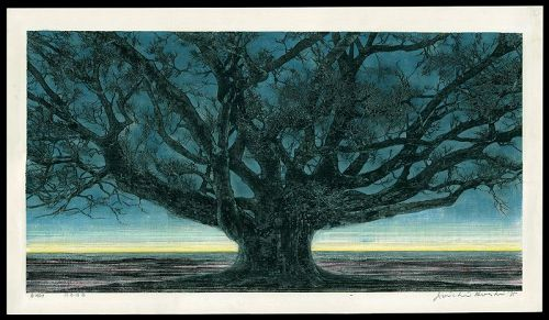 Original Jochi Hoshi Print - Dawn