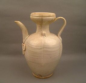 A Song Dynasty Ding Type Ewer