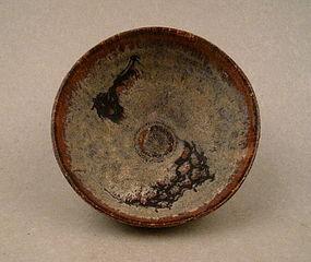 A Rare Jizhou Tea Bowl