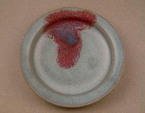 Yuan Dynasty Jun Ware Small Dish