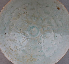 A Southern-Song Qingbai Bowl With Carved Onion Skin