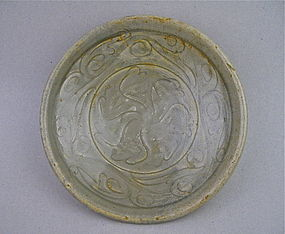An Early Celadon Dish