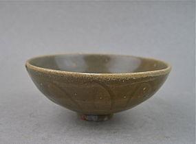 A Yuan Dynasty Longquan Celadon Small Bowl