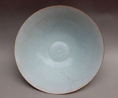 A Magnificent Example Of Song Qinghai Bowl With WaWa
