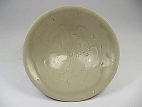 DING WARE CONICAL BOWL ( SONG DYNASTY )
