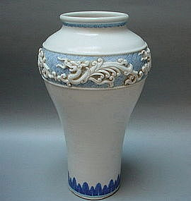 An Attractive Meiping Vase