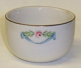 Hall China WILDFIRE 3 1/2 Inch CUSTARD BOWL
