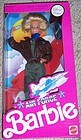 1990 Mattel White AIR FORCE Stars-n-Stripes BARBIE, MIB