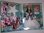 1994 Mattel SCARLETT Honeymoon Dress BARBIE DOLL, MIB