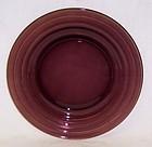 Hazel Atlas Amethyst MODERNTONE 8 7/8 In DINNER PLATE