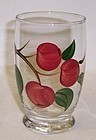 Blue Ridge CRAB APPLE 4 3/4 Inch WATER TUMBLER