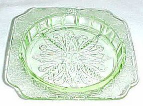 Jeannette Green ADAM Depression 3 7/8 Inch COASTER