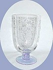 Fostoria Wisteria MANOR 13 oz 5 1/2 In ICE TEA TUMBLER