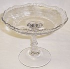 Cambridge Crystal ROSE POINT 5 Inch 3500/148 COMPORT