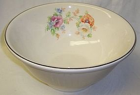 Harker Pottery AMY 12 Inch UTILITY or MIXING BOWL