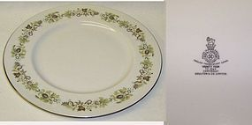 Royal Doulton VANITY FAIR 10 1/2 Inch DINNER PLATE