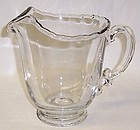 Fostoria Crystal CENTURY 7 Inch High WATER PITCHER