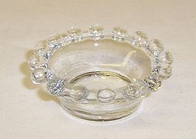 Imperial Glass Crystal CANDLEWICK 2 Inch SALT DIP