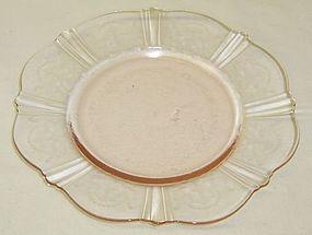 MacBeth Evans Pink AMERICAN SWEETHEART 6 Inch PLATE