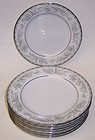 7-Noritake China 5609 BELMONT 6 1/4 In DESSERT PLATES