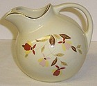 Hall China 1992 NALCC Autumn Leaf BABY BALL JUG
