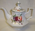 Johnson Brothers FRESH FRUIT 4 Cup TEAPOT with LID